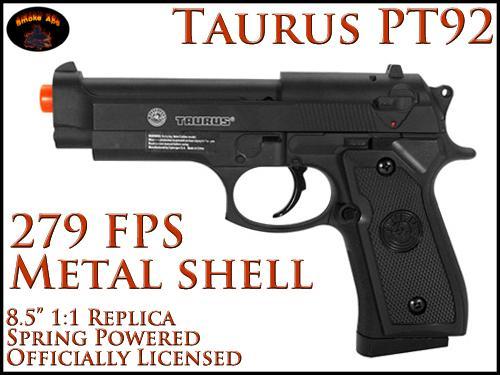 10 Taurus PT92