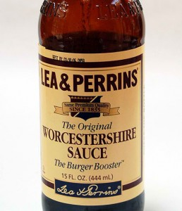 10. Worcestershire Sauce