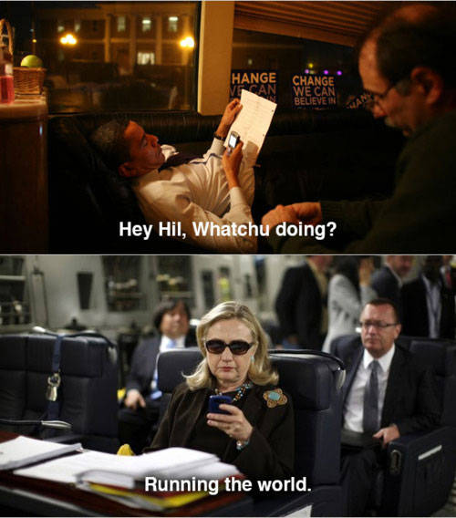 20. The truth about Hilary Clinton