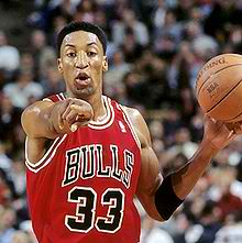 3 Scottie Pippen