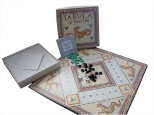 3 Tabula (Roman Backgammon)