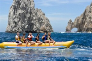 7. Banana Boating