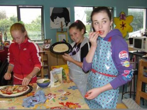 8. Learning to Cook