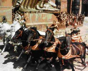 9 Chariot Races