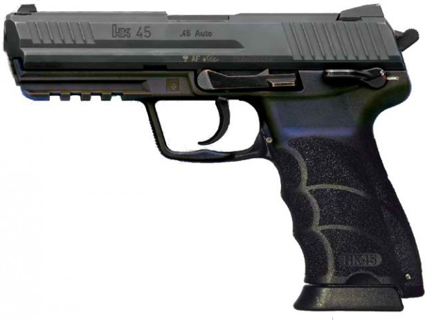 10 Heckler and Koch HK45