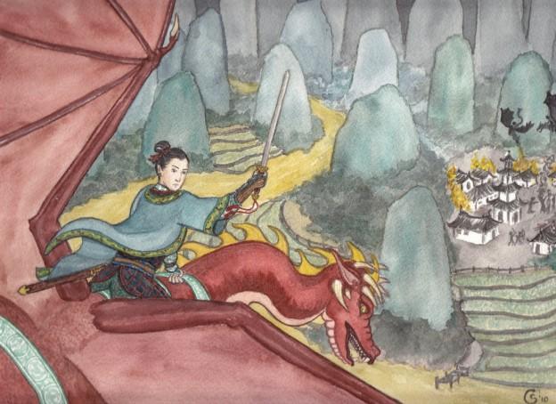 10 Hua Mulan