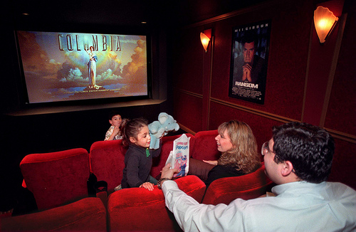 10 Rent a Movie House