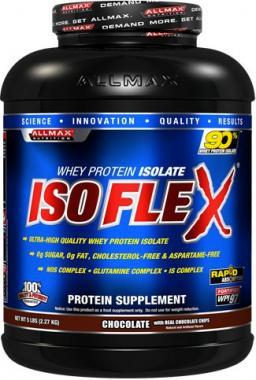 10. Allmax Nutrition IsoFlex 5Lbs