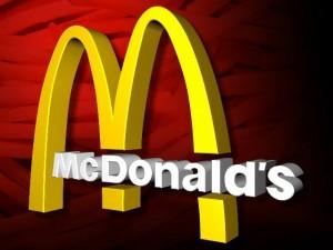 3 McDonalds