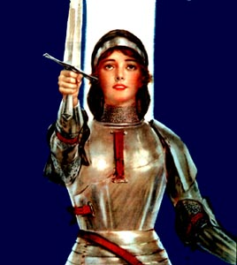 5 Joan of Arc
