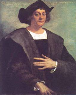 5. Christopher Columbus