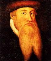 7. Johann Gutenberg
