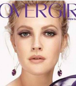 8 Drew Barrymore
