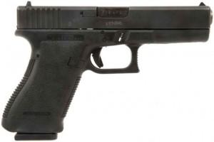 9 Glock 21. 45 ACP