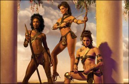 9 The Amazons