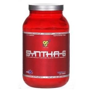 9. BSN Syntha-6 2.91 lbs.