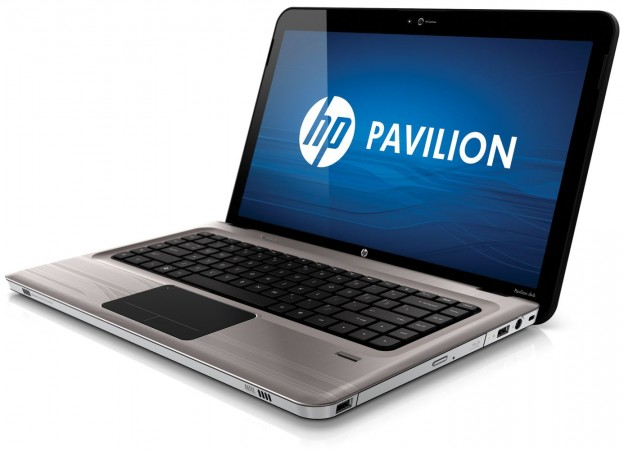 10. HP Pavilion dv6t Quad Edition