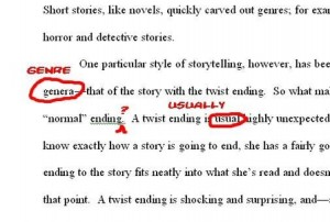 essay edit
