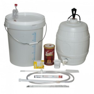 6. Beer Brewery Kit