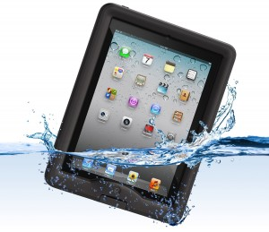 8. Waterproof iPad Case