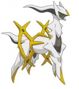 1 Arceus