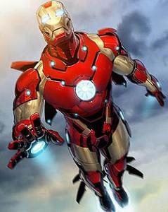 5 Iron Man