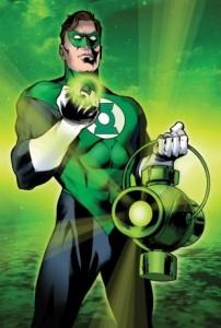 6 The Green Lantern