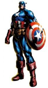 7 Captain America