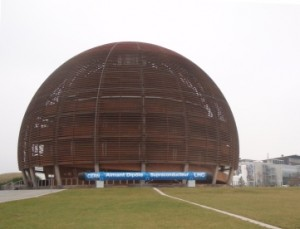 3 The Large Hadron Collider Creation in 2009