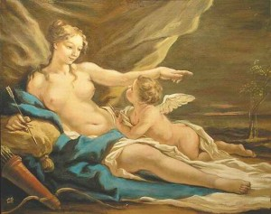 3. Aphrodite