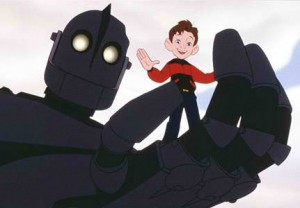 6. The Iron Giant