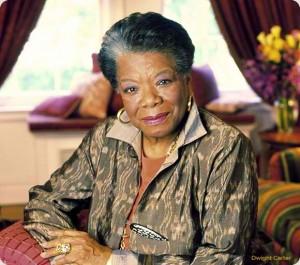 8 Maya Angelou
