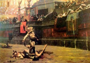 10 Gladiatorial Games
