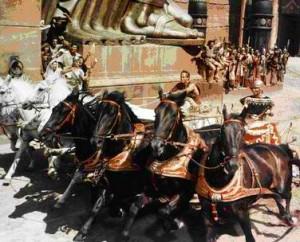 9 Chariot Races