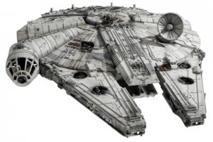 Millennium Falcon Design