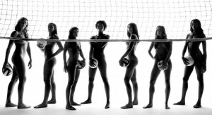 1The US Women's National Volleyball Team