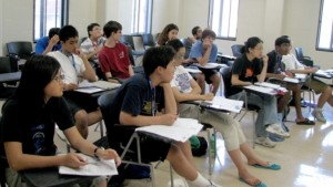 2 Attend Spanish classes at an accredited language institution