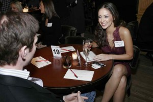 2. Try speed dating