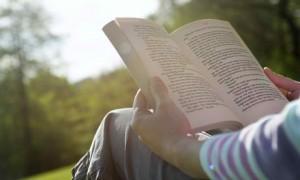 7. Read a good book